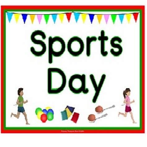 Sports day essay upsr
